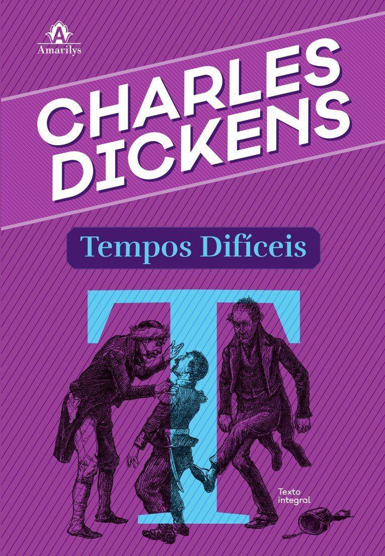 Livro Tempos Difíceis Dickens