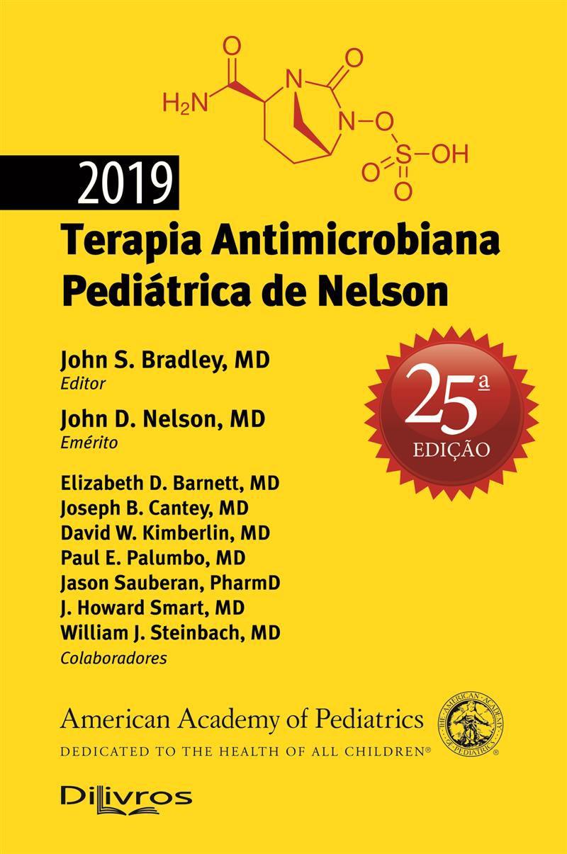 Terapia Antimicrobiana Pediatrica De Nelson 2020