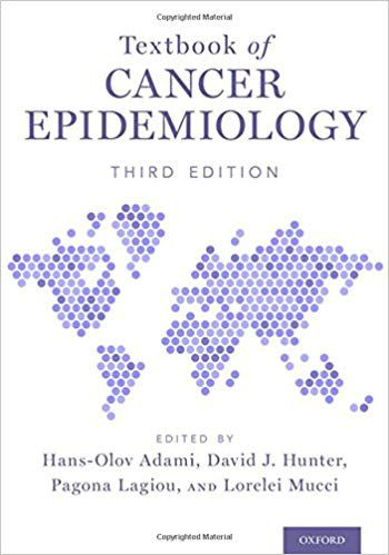 Livro Textbook of Cancer Epidemiology