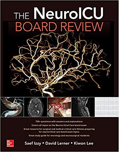 Livro The NeuroICU Board Review
