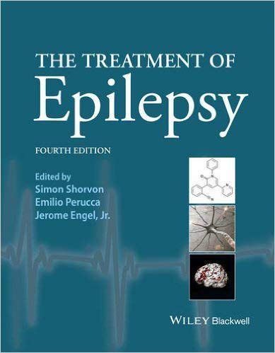 Livro The Treatment Of Epilepsy