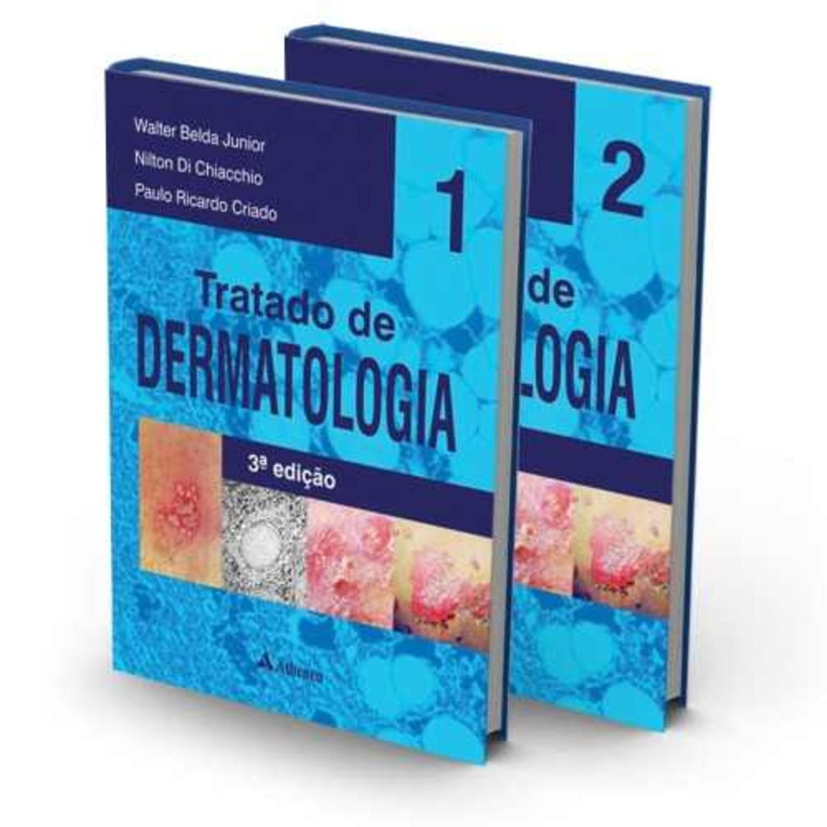 Tratado De Dermatologia Belda Júnior 3ª Edição