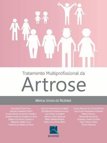 Livro Tratamento Multiprofissional Da Artrose