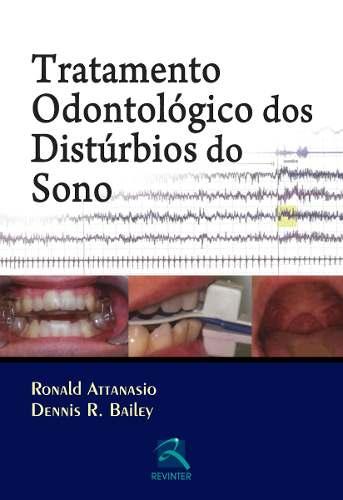 Livro Tratamento Odontológico Dos Distúrbios Do Sono