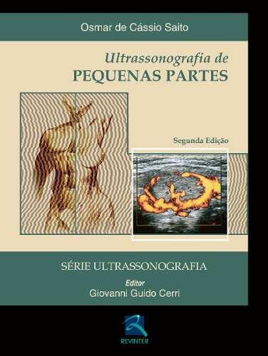 Livro Ultrassonografia De Pequenas Partes