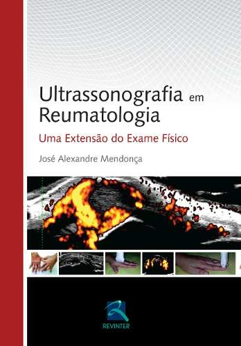 Livro Ultrassonografia Em Reumatologia
