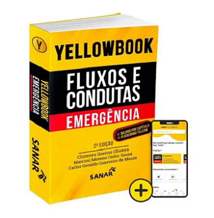 Livro Yellowbook Fluxos e Condutas Emergência 2ª Edição