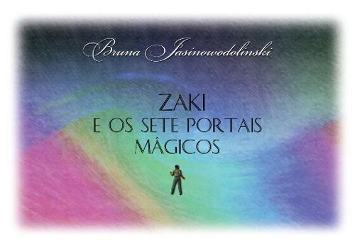 Livro Zaki E Os Sete Portais Mágicos