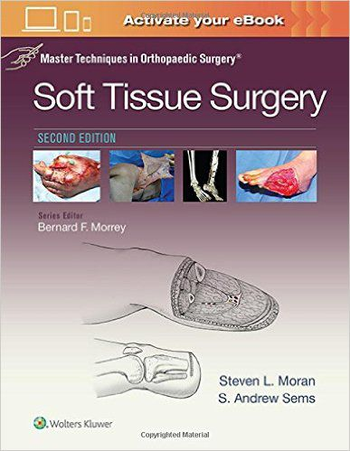 Livro Master Techniques in Orthopaedic Surgery: Soft Tissue Surgery