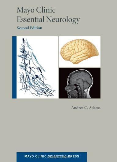 Livro Mayo Clinic Essential Neurology