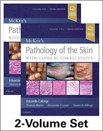 Livro Mckee's Pathology Of The Skin