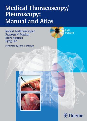 Medical Thoracoscopy / Pleuroscopy: Manual and Atlas