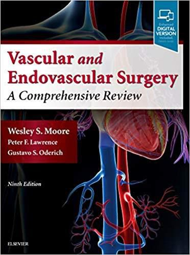 Livro Moore's Vascular And Endovascular Surgery