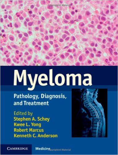 Livro Myeloma Pathology Diagnosis And Treatment