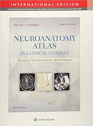 Livro Neuroanatomy Atlas In Clinical Context