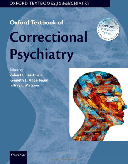 Livro Oxford Textbook Of Correctional Psychiatry
