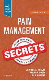 Livro Pain Management Secrets, 4ª Ed