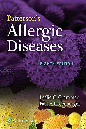 Livro Patterson's Allergic Diseases