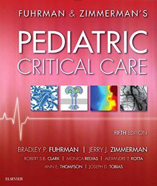 Livro Pediatric Critical Care