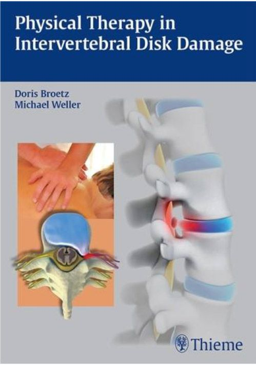 Livro Physical Therapy for Intervertebral Disk Disease: A Practical Guide to Diagnosis and Treatment