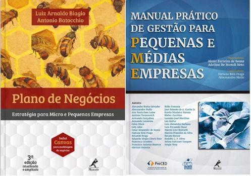 Plano De Negócios, Biagio + Manual Prático De Gestão