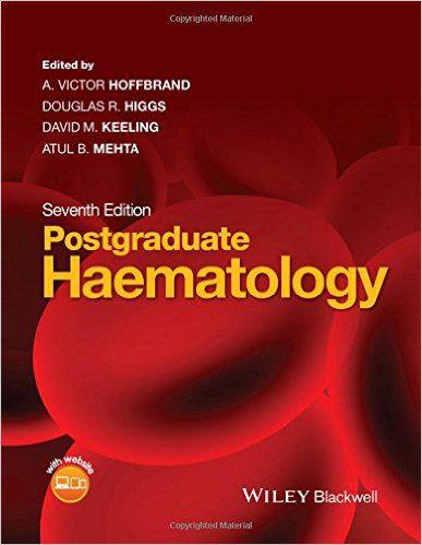 Livro Postgraduate Haematology