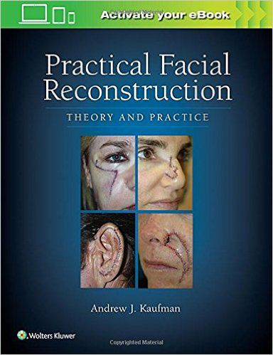Livro Practical Facial Reconstruction