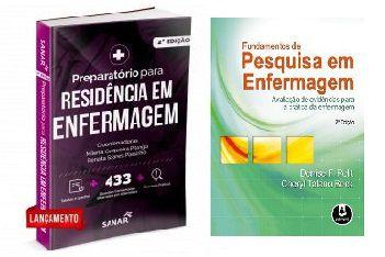Livro Preparatório Para Residência Em Enfermagem + Brinde