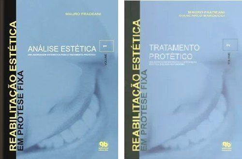Reabilitaçao Estética Em Prótese Fixa + Tratamento Protético