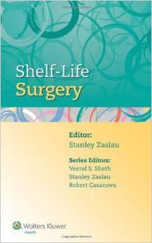 Livro Shelf-Life Surgery