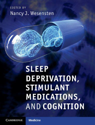 Livro Sleep Deprivation, Stimulant Medications, And Cognition