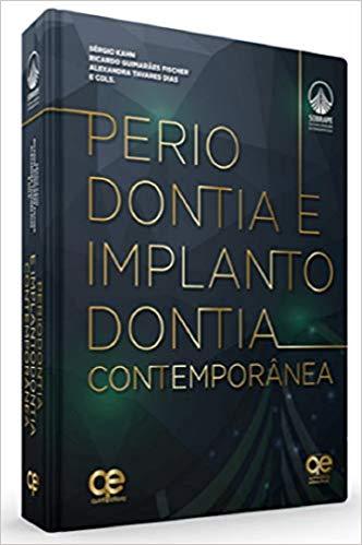 Livro Sobrape Periodontia E Implantodontia Contemporânea