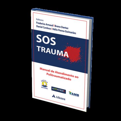 Livro Sos Trauma - Manual De Atendimento Ao Politraumatizado