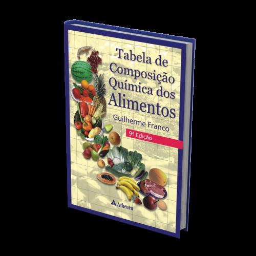 Livro Tabela De Composição Química Dos Alimentos - 9A. Edição