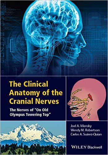 Livro The Clinical Anatomy Of The Cranial Nerves