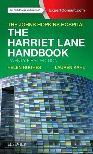 Livro The Harriet Lane Handbook: Mobile Medicine Series, 21ª edition
