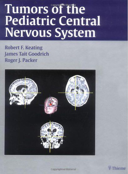 Livro Tumors Of The Pediatric Central Nervous System