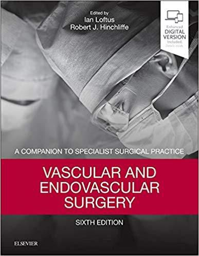 Livro Vascular And Endovascular Surgery