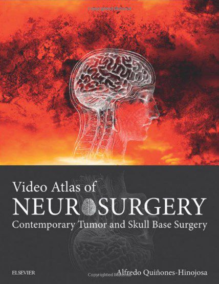 Livro Video Atlas of Neurosurgery: Contemporary Tumor and Skull Base Surgery