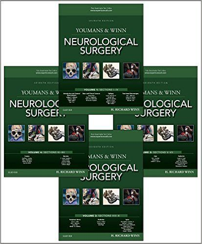 Livro Youmans And Winn Neurological Surgery