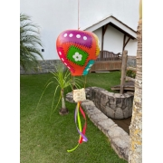 Balão Decorativo em Cabaça - Laranja