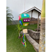 Balão Decorativo em Cabaça - Verde