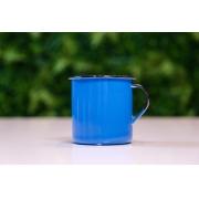 Caneca em Ágata Azul - 180 ml