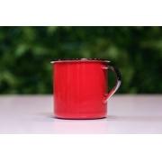 Caneca em Ágata Vermelha - 180 ml