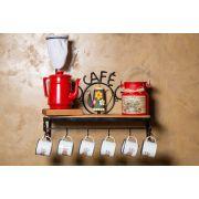 Cantinho do café com kit bule 1 litro