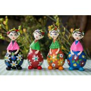 Kit Bonecas Frida Khalo