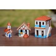 Kit Miniaturas em Barro II - Vale do Jequitinhonha