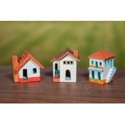 Kit Miniaturas em Barro IV - Vale do Jequitinhonha