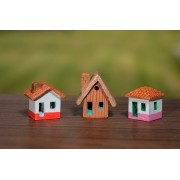 Kit Miniaturas em Barro X - Vale do Jequitinhonha