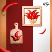 Kit Especial em Madeira - Pimenta
